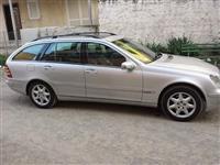 Mercedes C270 2001