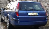 Ford Mondeo benzin+gaz
