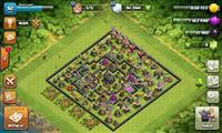 Baza per clash of clans th9 dhe th10