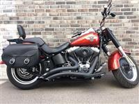 Harley Davidson Fat Boy Special FLSTF