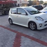 """Daihatsu Sirion """"S"""" 1.3-benzine 4x4 Zvicra."""