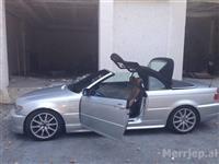 BMW 325i benzin gaz+ ndrrim