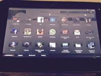 Shes Tablet Toshiba ne gjendje shum tmire.