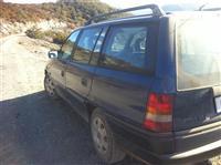 Opel Astra 1.4 benzin gas