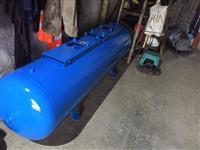 Bombul kompresori 500 liter