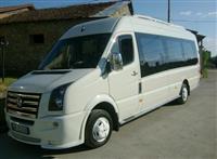 VW Crafter Autobus/Minibus 2011
