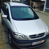 Opel Zafira 6+1