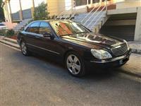Mercedes Benz Sclass 320