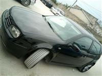 VW Golf benzin+gaz