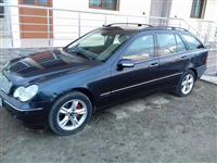 Mercedes c220 automat 4000 viti 2002