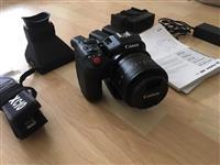 Videokamera kompakte e transmetimeve të lehta komp