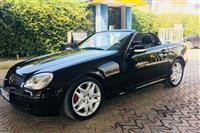 Okazion��Mercedes-Benz SLK Kabriolet Gaz Benzin