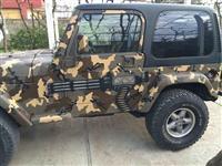 Jeep -01 mundesi ndrimi me furistrad tjeter naft