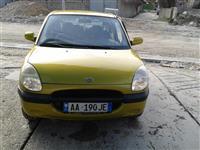 Daihatsu sirion 1.000 benzin 00
