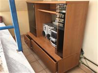Tavoline/Minibar per TV/ Stereo/ e cmontueshme