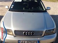 Audi A4 benzin+gaz
