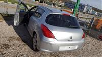Peugeot 308 nafte 2009