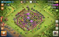 Clash of clans baze