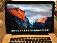 MacBook Pro 2009, 15.4', 8 GB RAM, 1 TB SataDisk