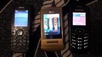 LG..Nokia..samsung..