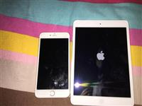 iPhone 6plus dhe ipad mini 3