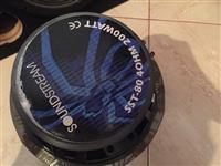 4 bokse Soundstream 4x200 watt
