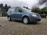 VW CADDY 1.6 BENZIN GAS NGA GJERMANIA
