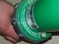 Aparat per ngjitje plastike LEISTER