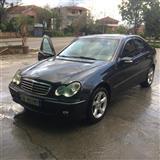 Mercedes benz c class 220 dizel