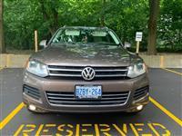 VW Touareg 2012 Panoramik