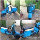 Vespa pk 50 cc
