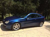 C220 CDI viti 2002 ,Ngjyra blu, Automatike ,Sport