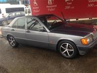 Mercedes 190 benzin+gaz