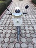 Biciklet me bateri karikohet me korend