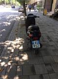 Piaggio 125cc 2T