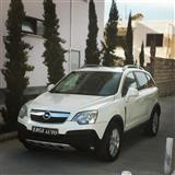 Opel Antara benzin gaz MUNDSI NDRIMI me gomone