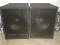 Bokse b&c 550 wat 1 8 ohm