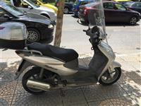 Motorr Honda Dylan