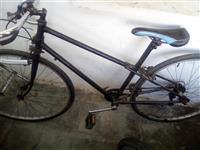 Shes biciklet ciklieti 90mije lek te vjetra