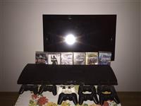 Playstation 3 + tv 32