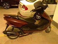 Shitet motorr Yamaha majestic 125cc