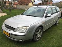 ford mondeo 2.0 nafte tdci
