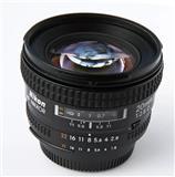 Lens Nikon AF NIKKOR 20mm 1;2.8D