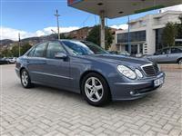 Mercedes E240 benzin+gaz