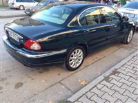 FLM MERR JEP U SHIT Jaguar X-Type benzin gaz