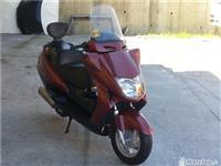 Honda forestght -00