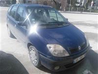 Renault Scenic 1.6 benzine+gaz