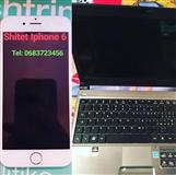 Laptop acer dhe iphone 6