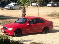 Mercedes C240 benzin+gaz