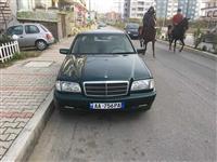 Mercedes C200 benxin